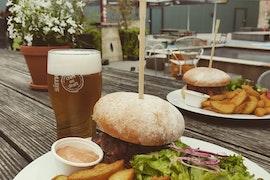 Buvette - Burger, Pommes Frites, Bier